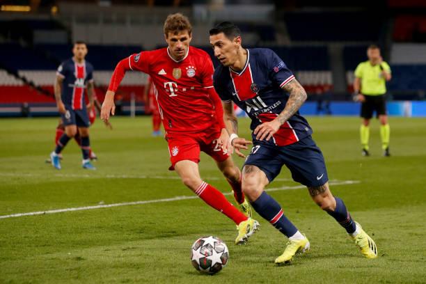 FRA: CL Paris Saint-Germain - FC Bayern Munich