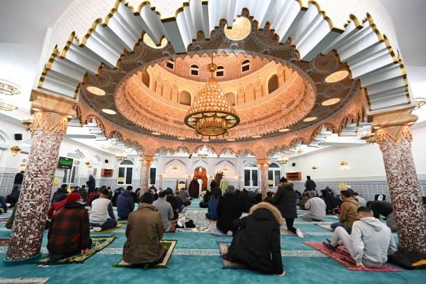 DEU: Coronavirus - Ramadan In Frankfurt Am Main