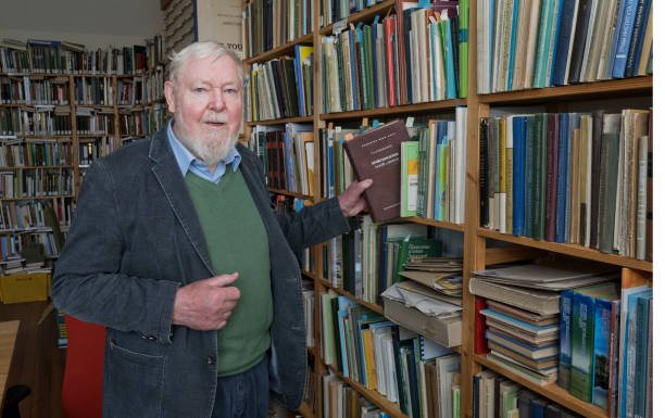 DEU: Michael Succow Turns 80