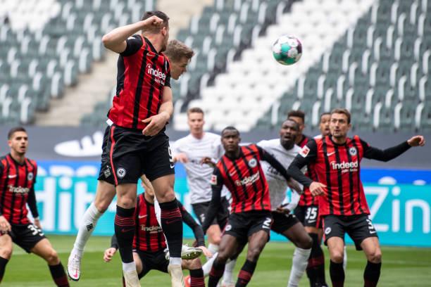 DEU: Bundesliga Borussia Moenchengladbach - Eintracht Frankfurt