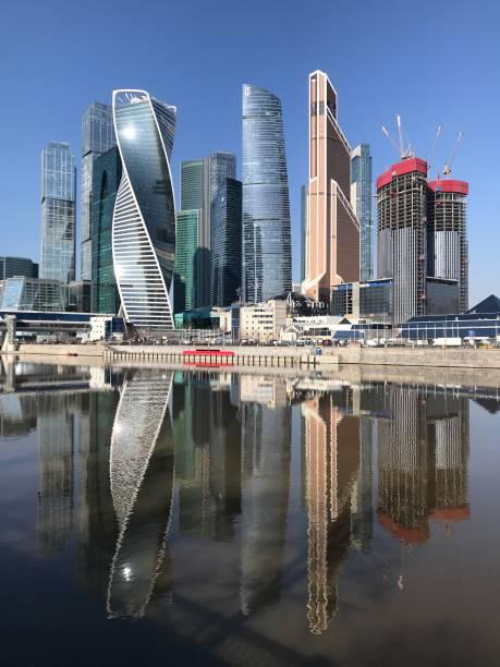 RUS: New Construction District Moskva City