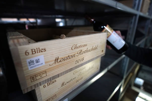 DEU: Balance Sheet Press Conference Of Wine Merchant Hawesko