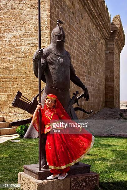 April 22 Gala Village Absheron Peninsula viciniti Baku Azerbaijan Gala is an ancient village with the oldest residential settlement in the Absheron...