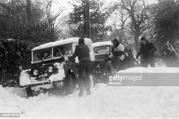 April 23rd to 26th 1981 brought the coldest spell of weather the UK had experienced at this time of year since 1908 Heavy snow blanketed the UK and...