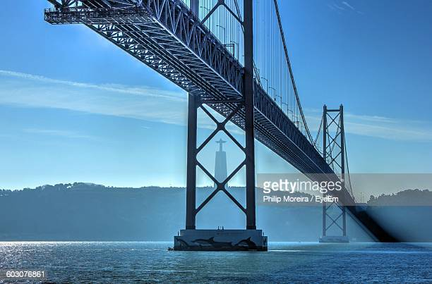April 25Th Bridge Over Tagus River