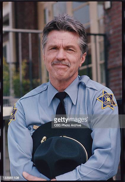 April 3 1992 Tom Skerritt as Sheriff Jimmy Brock in PICKET FENCES