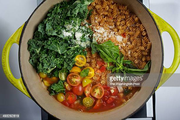 WASHINGTON DC April 30 2014 OnePot Pasta photographed in Washington DC Photo by Deb Lindsey/For The Washington Post via Getty Images