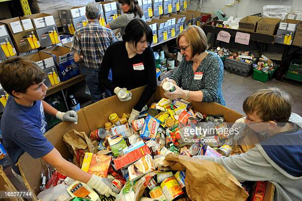 North York Food Bank Premium Pictures Photos Images