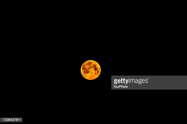 April 7th Nijmegen April's full moon also known as the pink moon happens to be the closest of the year People around the world could be able to see...