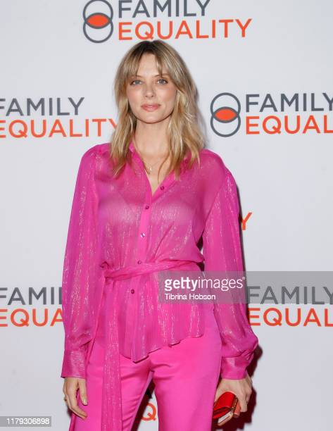 April Bowlby attends the Family Equality Los Angeles Impact Awards 2019 at a Private Residence on October 05 2019 in Los Angeles California
