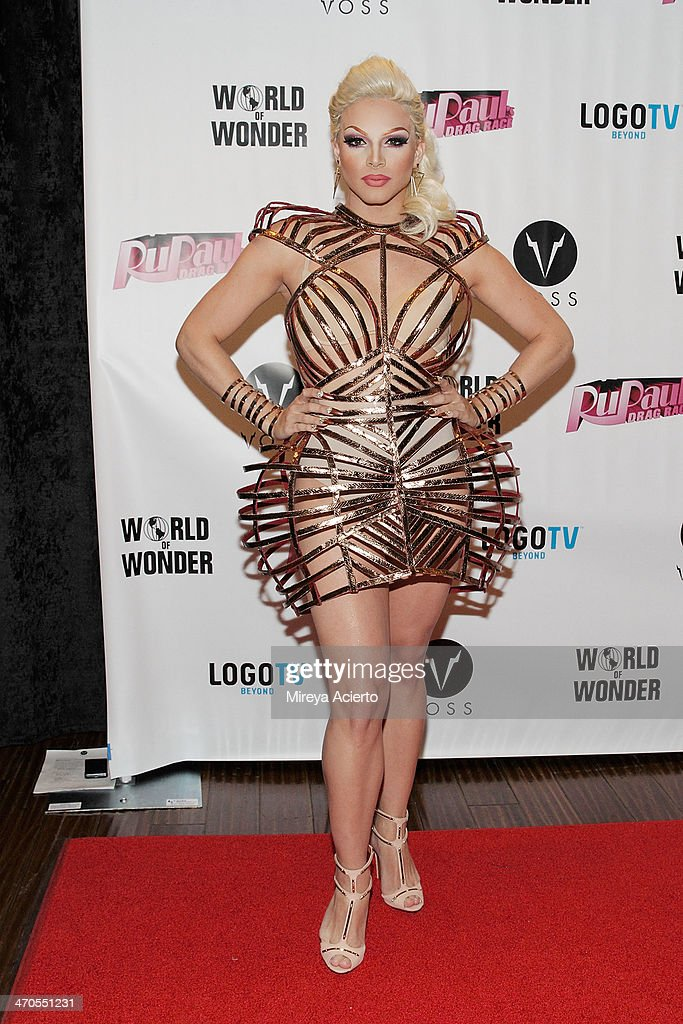 """RuPaul's Drag Race"" Season 6 Party"