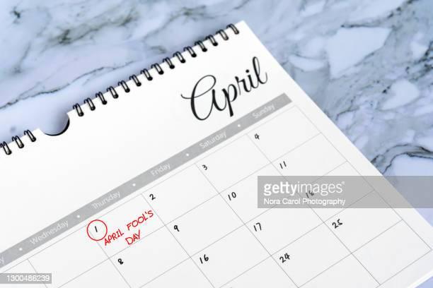 april fools day - 四月 ストックフォトと画像