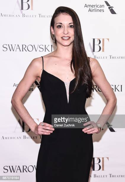 April Giangeruso attends the American Ballet Theatre Spring 2017 Gala at The Metropolitan Opera House on May 22 2017 in New York City
