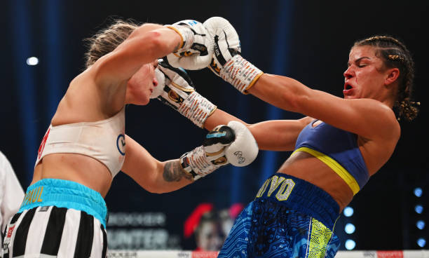 GBR: Boxing in Newcastle