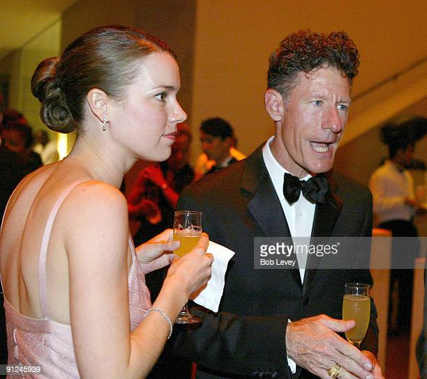 April Kimble and Lyle Lovett
