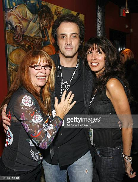"""April Kramer, Paul Hipp, and Myra Scheer during The 9th Annual SCAD Savannah Film Festival- Screening of """"The Last King of Scotland""""- After Party and..."""