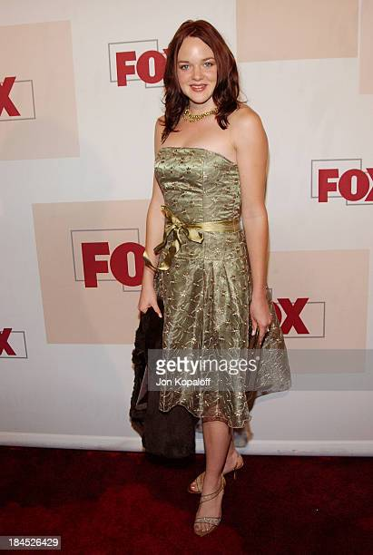 April Matson during 2004 Fox Fall Season Party at Central in West Hollywood California United States