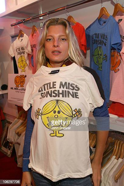 April O'Brien at Mr. Men & Little Miss during 2007 Park City - Village at the Lift - Day 5 at Village at the Lift in Park City, Utah, United States.