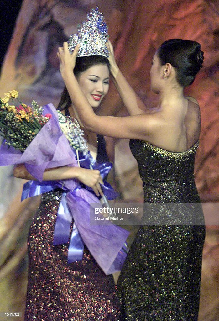 Miss Philippines-Earth 2001 : News Photo
