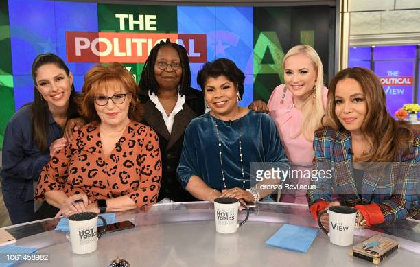 THE VIEW April Ryan and John C Reilly are the guests today Thursday November 8 2018 on ABC's 'The View' 'The View' airs MondayFriday 11am12pm ET on...