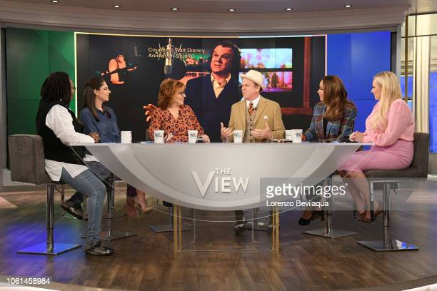 THE VIEW April Ryan and John C Reilly are the guests today Thursday November 8 2018 on ABC's The View The View airs MondayFriday 11am12pm ET on ABC...
