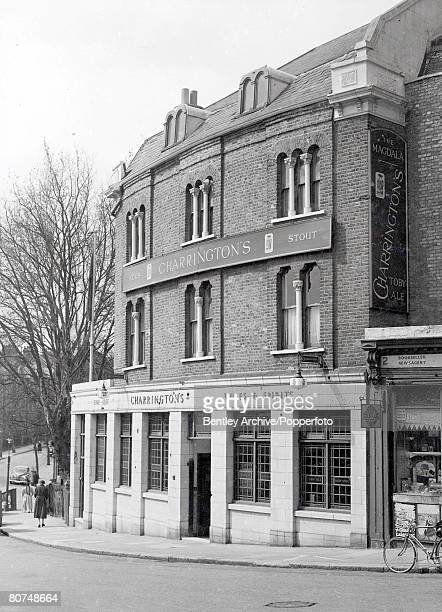 April The Magdela tavern where Ruth Ellis shot her husband David Blakey