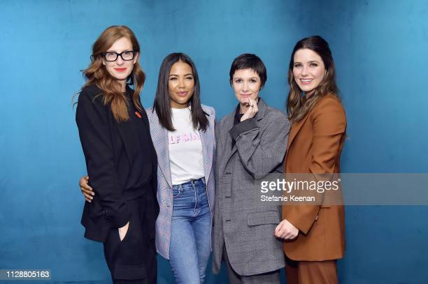 April Uchitel Emma Grede Cassandra Grey and Sophia Bush attend Woman Made on March 5 2019 in Beverly Hills California