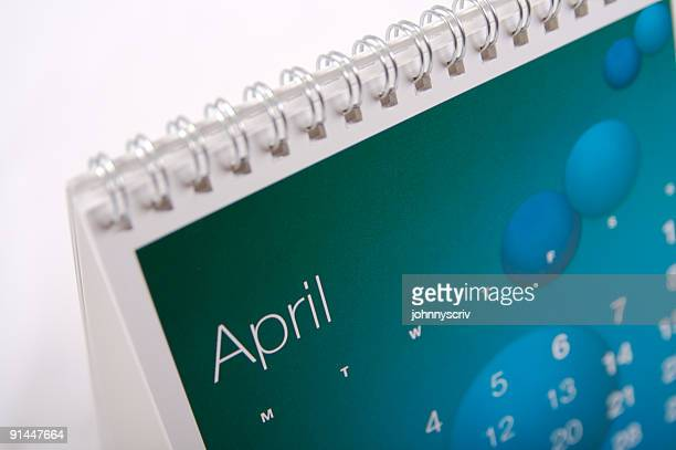 Abril de perto.