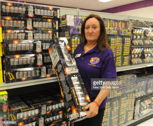 April Walton manager of Phantom Fireworks store in Seabrook New Hampshire where Tamerlan Tsarnaev used a buy one get one free coupon to buy two sets...