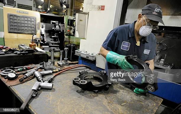 April13 2009 A day at Maxtech Manufacturing Inc a Waterloo based company manufacturing car and truck parts They are having a difficult time in the...