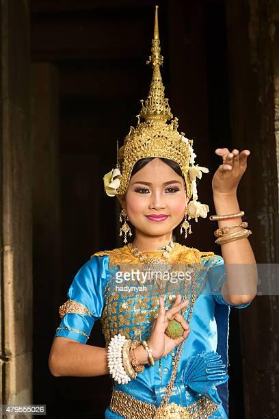 Apsara Dancer at Angkor Wat