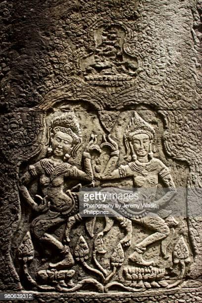 Apsaras, Banteay Kdei, Angkor
