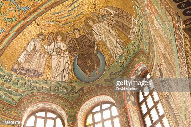 Apse, Basilica of San Vitale, Ravenna.