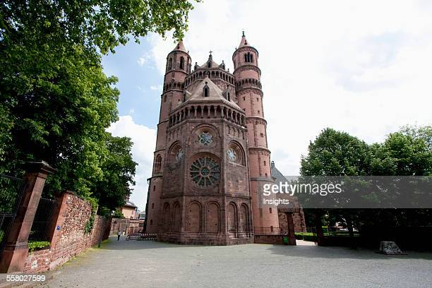 Apse Of Dom Worms Germany
