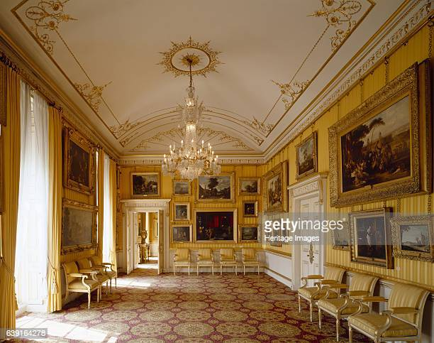Apsley House London c19902010 Interior view of the Piccadilly Drawing Room Also known as Number One London Apspley is the London townhouse of the...