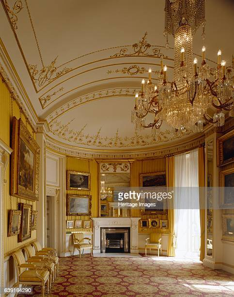 Apsley House London c19902010 View of the Piccadilly Drawing Room Also known as Number One London Apspley is the London townhouse of the Dukes of...