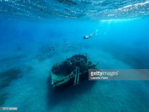 Aqaba Dive (The tank), Jordan