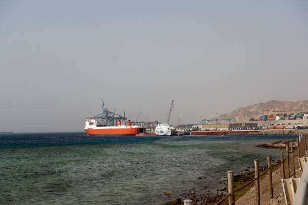 Aqaba, Jordan's city of Beaches and Ports.
