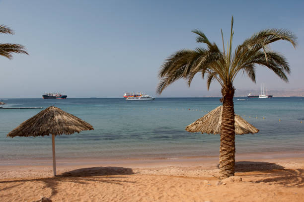 Aqaba, Jordan's city of Beaches and Ports.