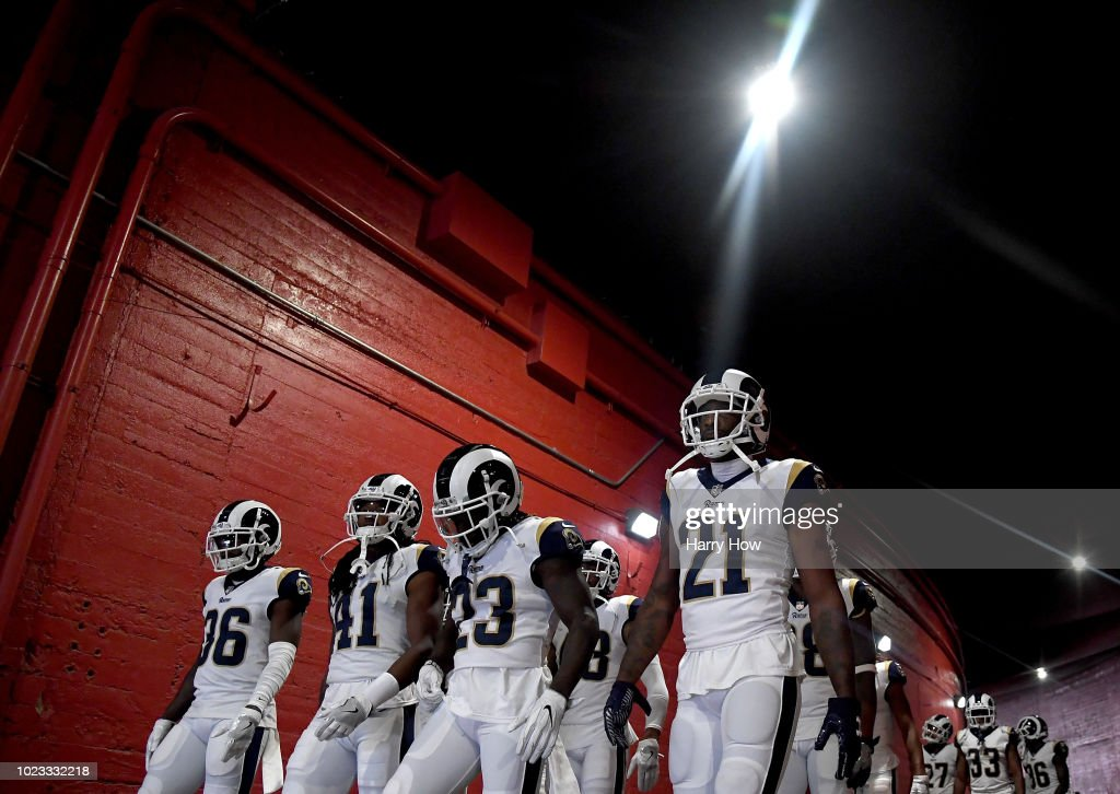Houston Texans v Los Angeles Rams : News Photo