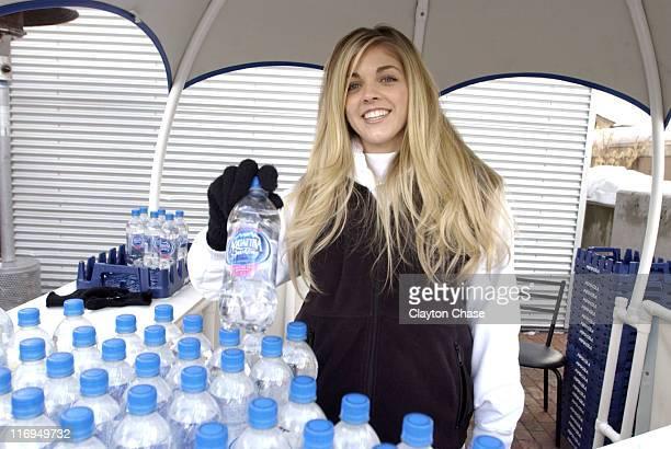 Aquafina during 2005 Sundance Film Festival Official Sponsors in Park City Utah United States