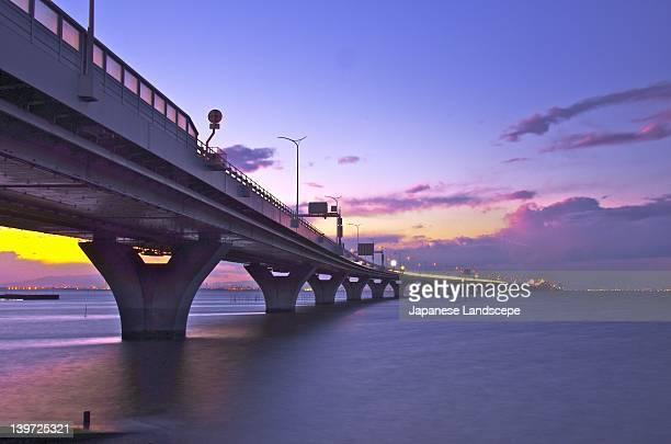 Aqualine bridge