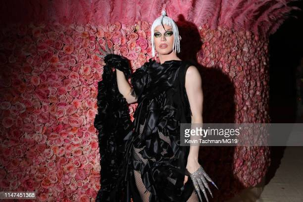 Aquaria attends The 2019 Met Gala Celebrating Camp Notes on Fashion at Metropolitan Museum of Art on May 06 2019 in New York City