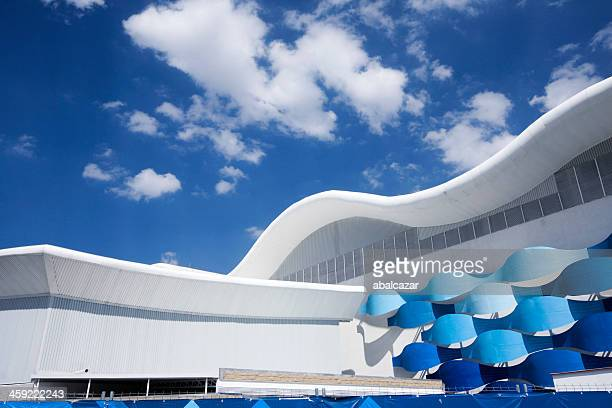 aquatic center in jalisco - guadalajara mexico stock pictures, royalty-free photos & images