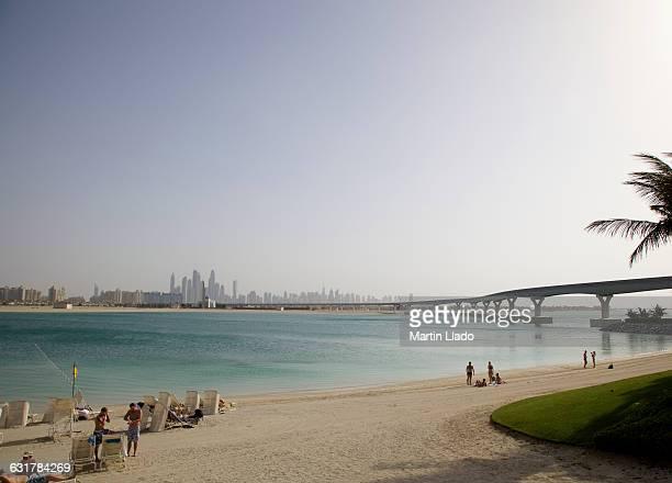 Aquaventure Beach in Dubai
