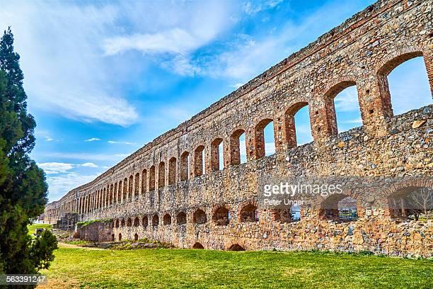 Aqueduct of San Lazaro in merida