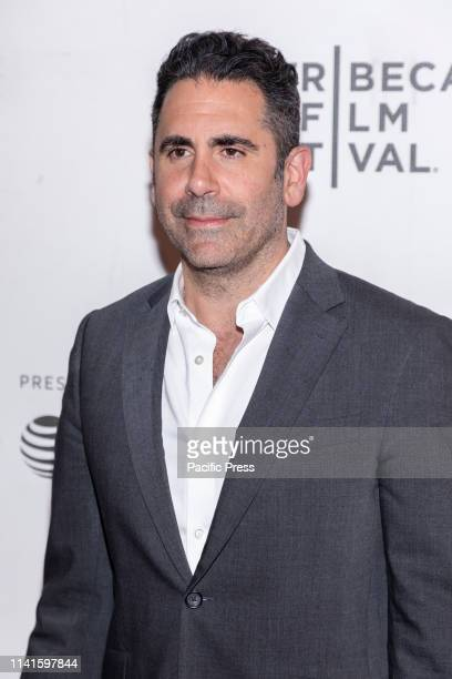 Ara Keshishian attends Extremely Wicked Shockingly Evil And Vile during 2019 Tribeca Film Festival at The Stella Artois Theatre Manhattan