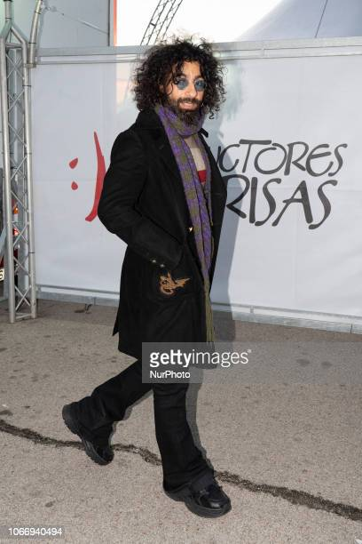 Ara Malikian attends the premiere of CIRCLASSICA A story by Emilio Aragon at IFEMA on November 30 2018 in Madrid Spain