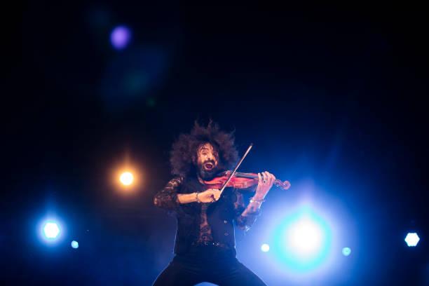 ESP: Ara Malikian Concert In Ainsa