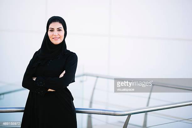 アラブのビジネスウーマン